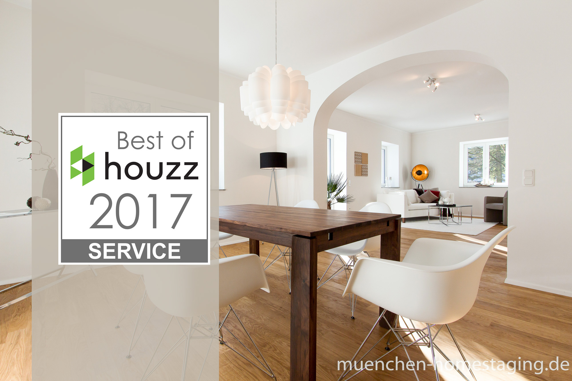 Muenchner Homestaging Agentur – Award