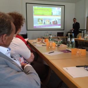 """Michael Rosenbauer in München beim Seminar """"So geht Makler jetzt!"""""""