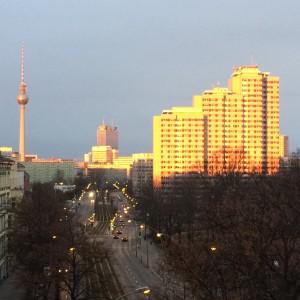 Berlin ist immer eine Reise wert.