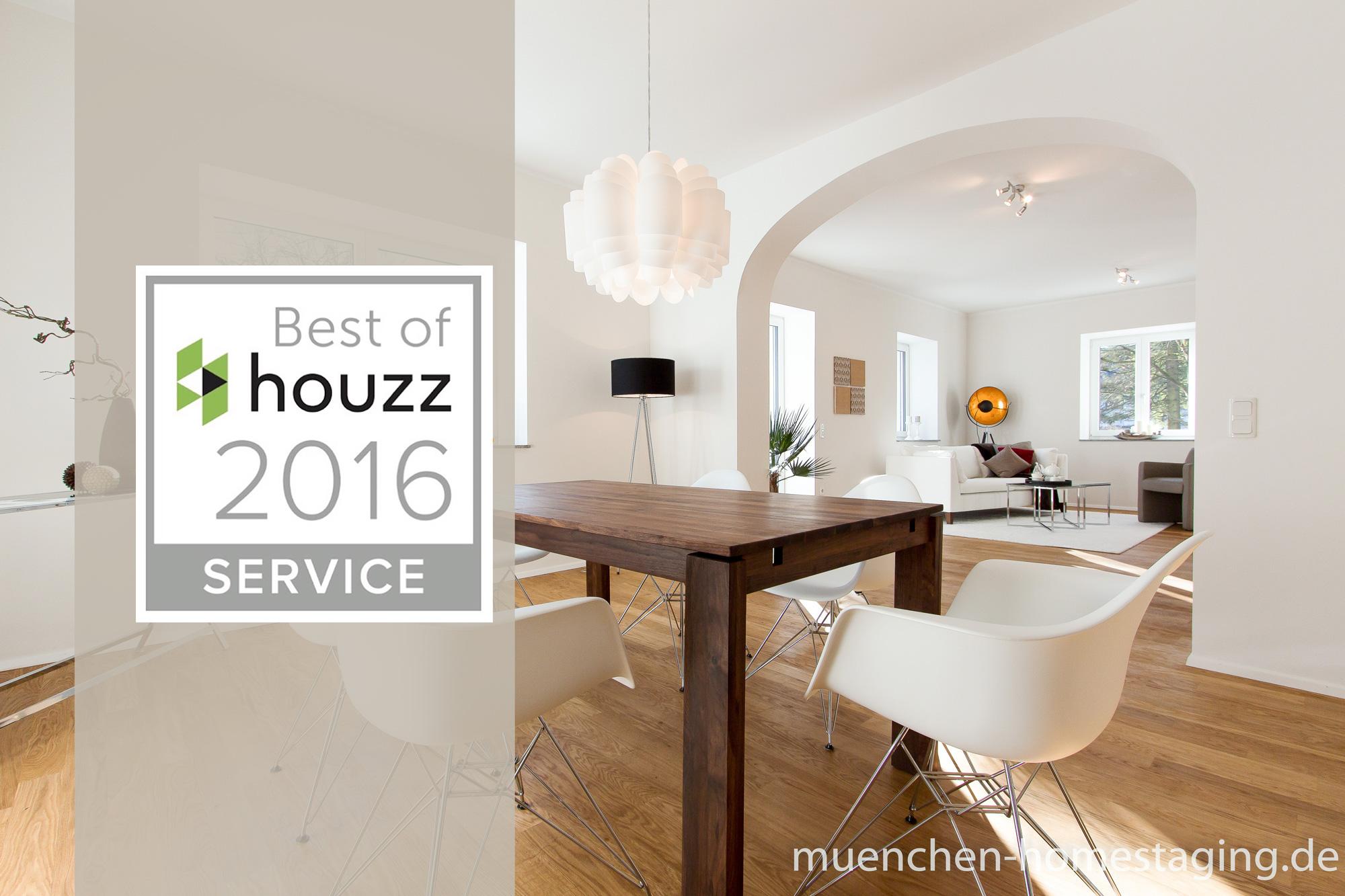 Münchner Homestaging Agentur – Award