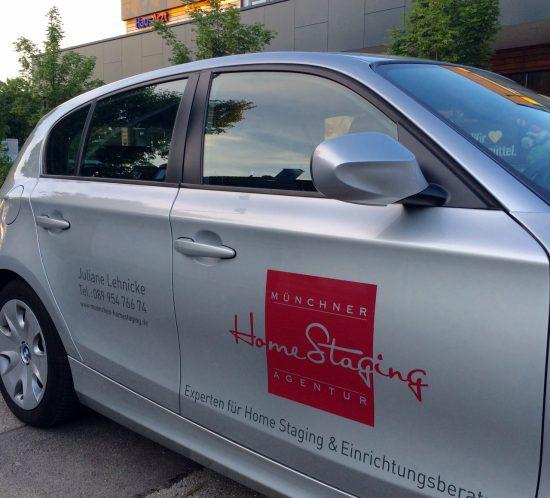 Münchner Home Staging Agentur - Immer für Sie unterwegs!