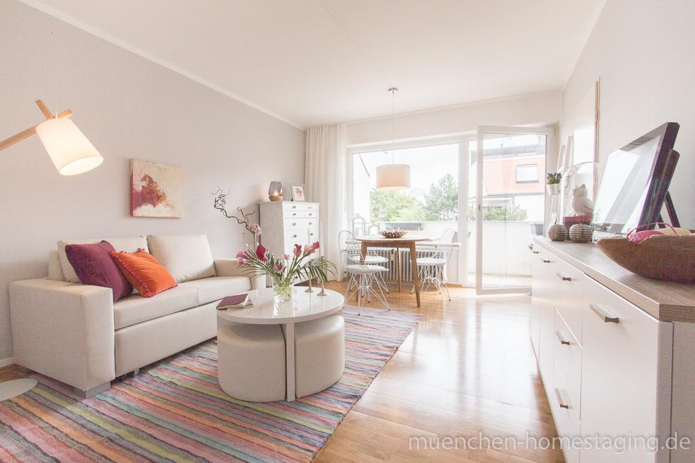 einrichtungsberatung single appartement m nchner home. Black Bedroom Furniture Sets. Home Design Ideas