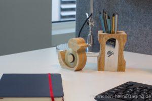 Office Staging - Das Auge kauft mit