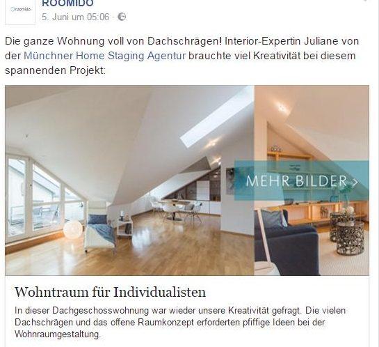 Münchner Home Staging Agentur