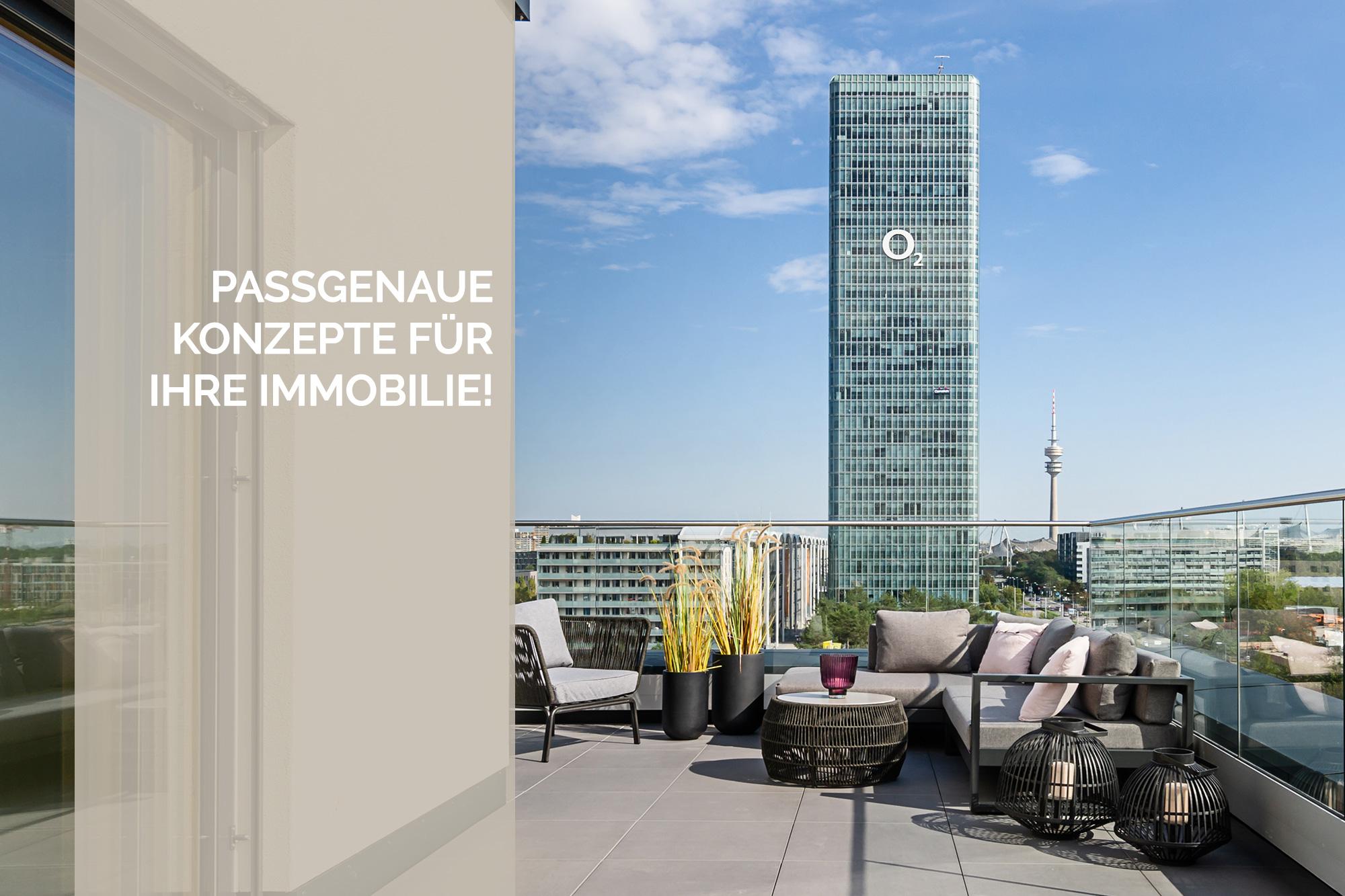 Münchner Homestaging Agentur – Passgenaue Konzepte für Ihre Immobilie