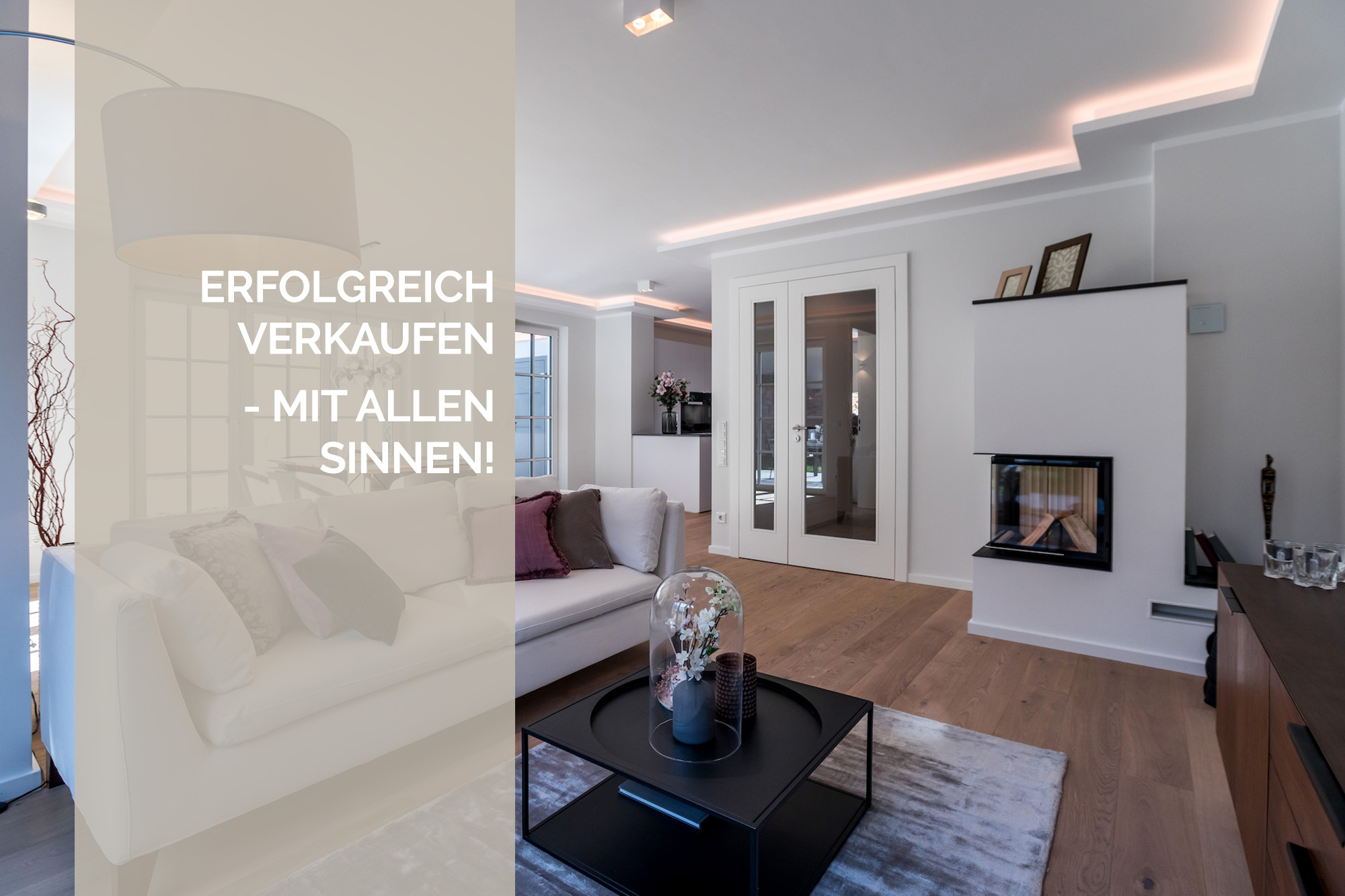 Muenchner Home Staging Agentur – Erfolgreich verkaufen mit allen Sinnen